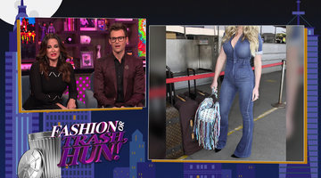 Kyle & Brad Rate Housewives' Fashion