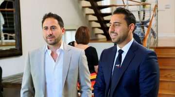See Josh Altman's #RelativeSuccess Cameo