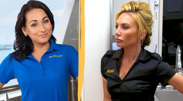Below Deck Alum Laura Betancourt Reacts to Kate Chastain's Exit from the Show