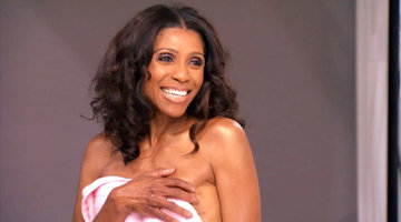 Tamar and Toni Braxton Teach Dr. Jackie How to Be Naked