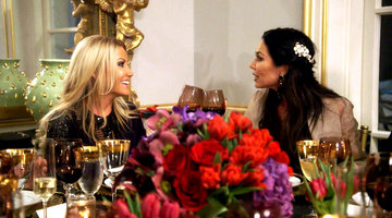 Wait, LeeAnne Locken and Stephanie Hollman Are Friends?!