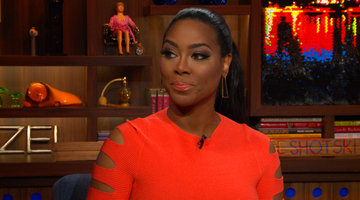 Why Kenya Thinks Phaedra Cheated