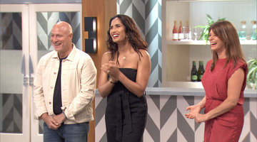 Padma Lakshmi and Tom Colicchio Share Everything You Need to Know About Top Chef 17