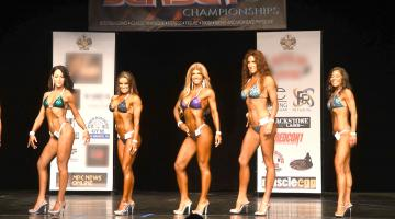 Teresa Giudice Wins Third Place in Her Fitness Competition!