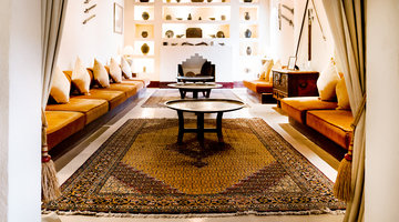 "A Posh Overnighter in Dubai: Royal-Worthy Lodging, Falconry, and ""Dune Bashing!"""