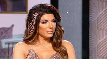 Teresa Giudice Refused to Have Sex With Joe Giudice in Italy