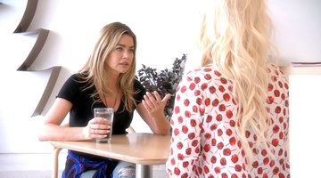 Denise Richards Is Not Happy Her Daughters Overheard the Threesome Conversation