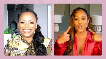 LaToya Ali Betrays Kenya Moore and Spills ALL Her Tea!