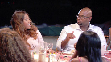 Toya Tells Her Husband to Shut Up