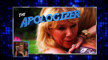 Ramona Singer, 'The Apologizer'