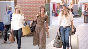 RHONY Makes It to Montana