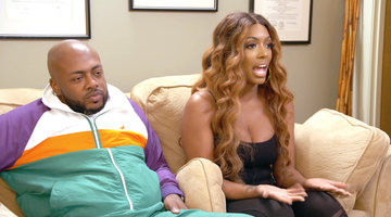 Porsha Williams Goes Off on Dennis McKinley During Their Therapy Session