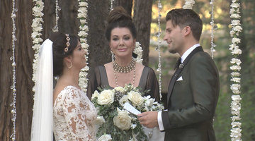 Tom Schwartz's Emotional Wedding Vows