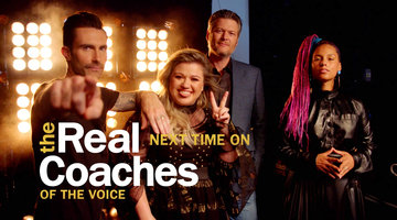 Real Coaches of The Voice, Episode 1: Who Blocked Adam?