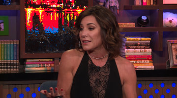 Luann De Lesseps' Controversial Diana Ross Costume