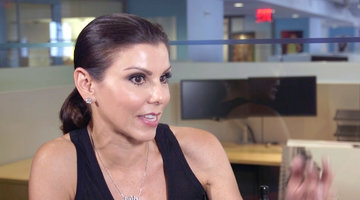 Heather Dubrow Breaks Down Her Fab New Home