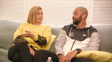 Robyn Dixon Reveals That She Filed for a Divorce From Juan Dixon