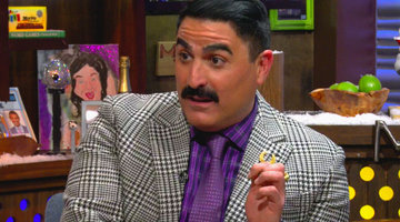 "Reza Farahan: ""I'm Team MJ For Life."""