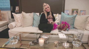 Tinsley Mortimer Introduces Her Two New Rescue Dogs