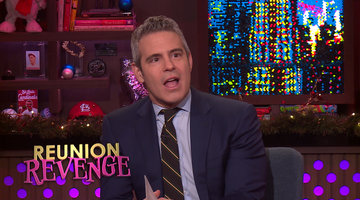 The OG Housewives Grill Andy Cohen About Housewives Drama