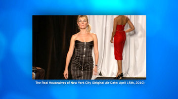 Relive Ramona Singer's Unforgettable Catwalk