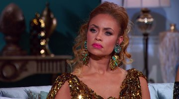 That Explosive #RHOP Reunion Moment When Robyn Dixon Called for Security