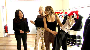 Melissa Gorga Goes on a Shopping Spree