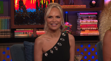 Kristin Chenoweth on Working with Sean Hayes