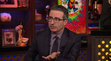 Does John Oliver Sing with Beyonce on 'Lion King'?