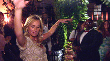 Is Sonja Morgan Quad-Polar?