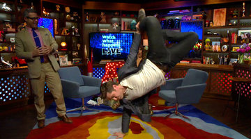 Matthew Morrison: Dance Moves 101