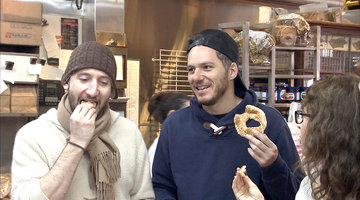 Montreal Bagel vs NYC Bagel