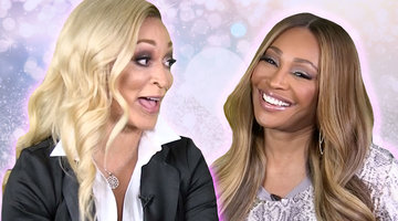 What Were Cynthia Bailey and Karen Huger's Hardest Moments to Film?