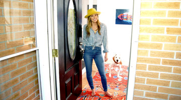 Step Inside Chelsea Meissner's Rad Ranch House