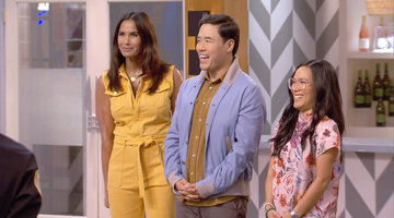 Randall Park and Ali Wong Give the Chefs Their Next Challenge
