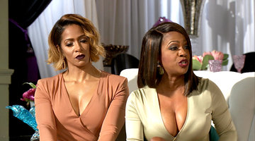 Phaedra Dishes on the Video Drama with Todd