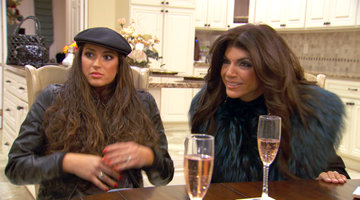 Next: A #RHONJ Cheating Rumor