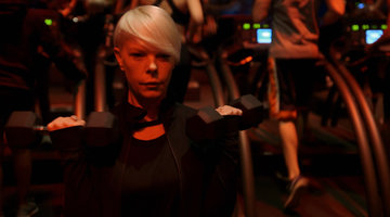 Watch Tabatha Coffey Work Out