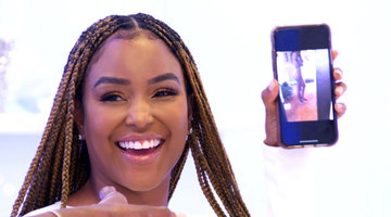 Why Did LaToya Ali Have a Naked Photo of Kenya Moore as a Screensaver on Her Phone?