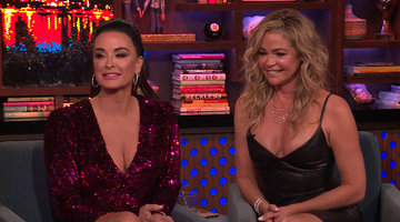 Kyle Richards & Denise Richards on Their Husbands' Behavior