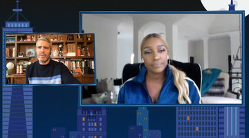 Nene Leakes on Walking Out in Greece