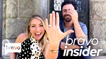 "Stassi Schroeder and Beau Clark Take You Inside Their ""Perfect"" Engagement"