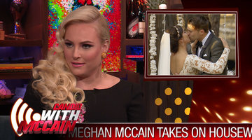 Candid With Meghan McCain