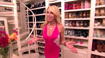 Closets and Wives: Gail Greenberg