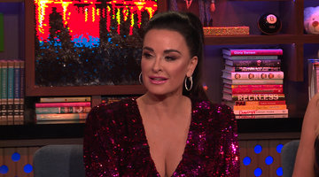 Kyle Richards on Lisa Rinna & Kim Richards' Reconciliation