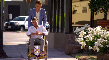 Josh Flagg's Confined to a Wheelchair