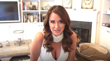 Kyle Richards Tells Us About the Newest Housewife
