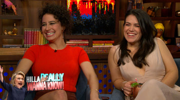 Hillary Clinton's 'Broad City' Cameo