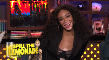 Winnie Harlow Dishes on Working with Beyonce