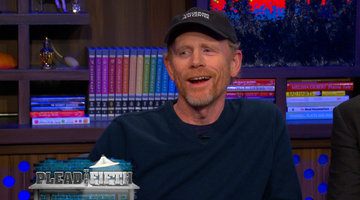 Ron Howard Pleads the Fifth!